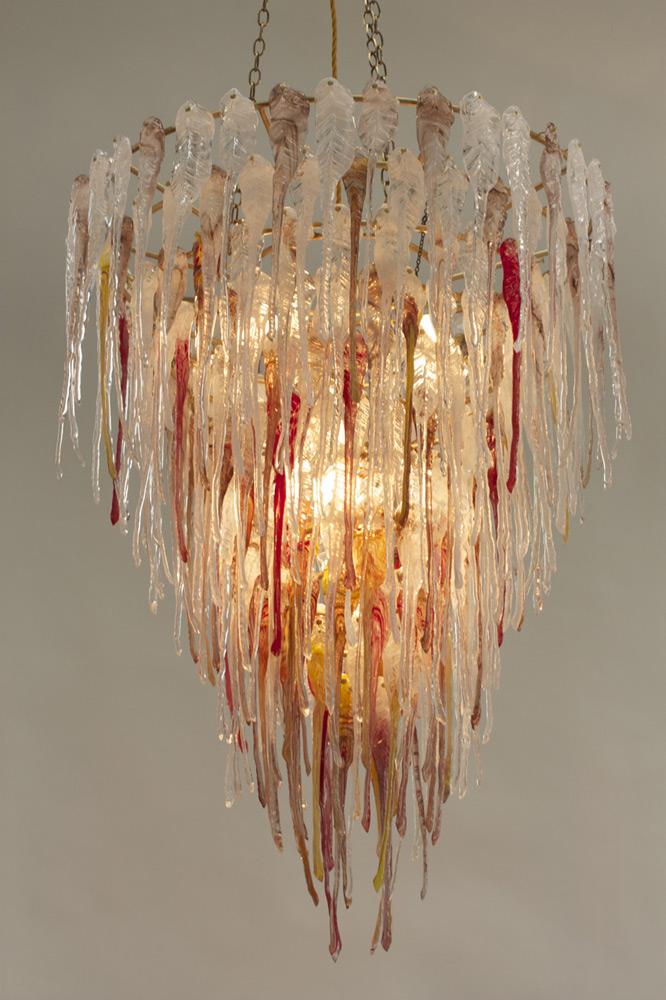 Bower chandelier